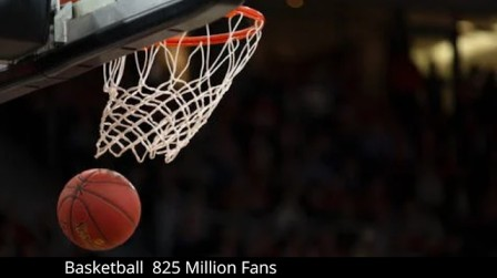 Basketball 825 Million