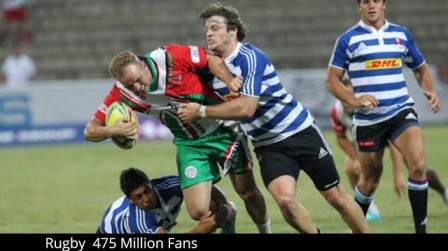 Rugby 475 Million
