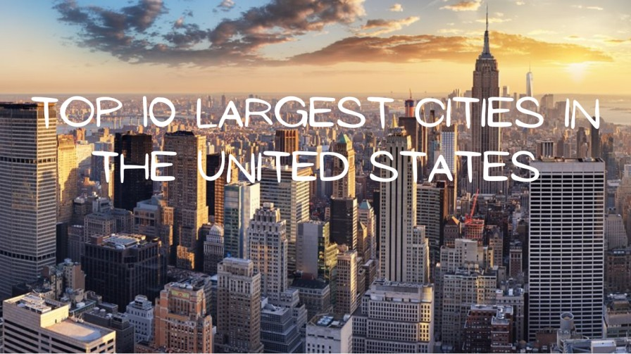 Largest Cities in USA