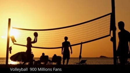 Volleyball 900 Millions